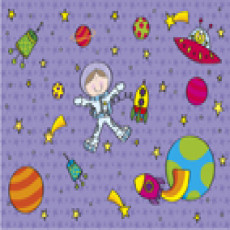 Buy Childrens Outerspace murals