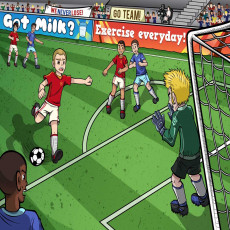 Buy Childrens Football murals