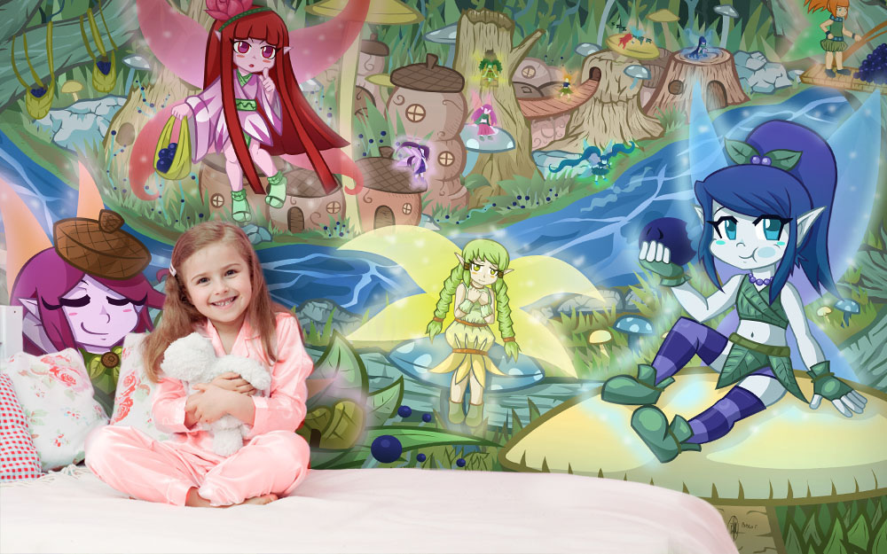 Creating A Magical World For Your Child Without Increasing Clutter